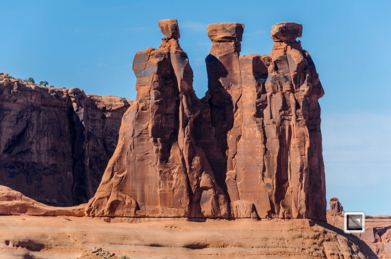 USA - Utah - Arches National Park-3
