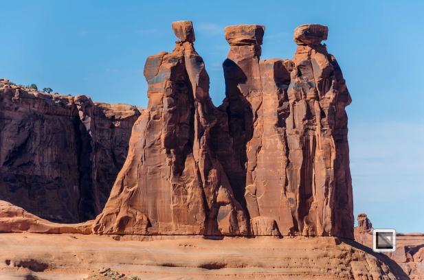 USA - Utah - Arches National Park-3