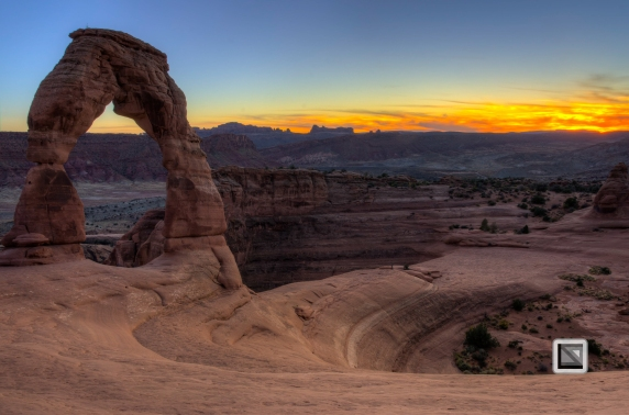 USA - Utah - Arches National Park-37
