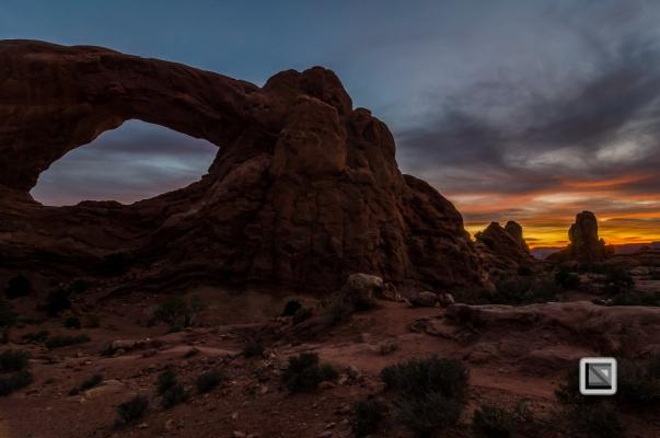 USA - Utah - Arches National Park-39