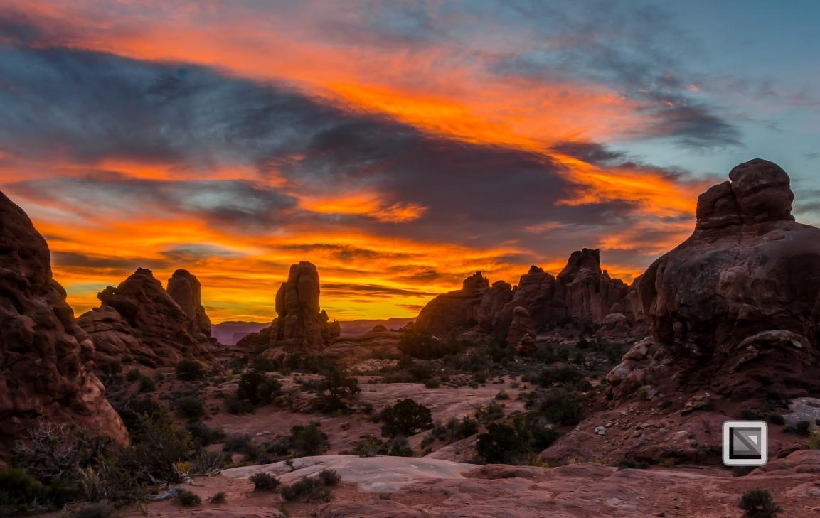 USA - Utah - Arches National Park-40