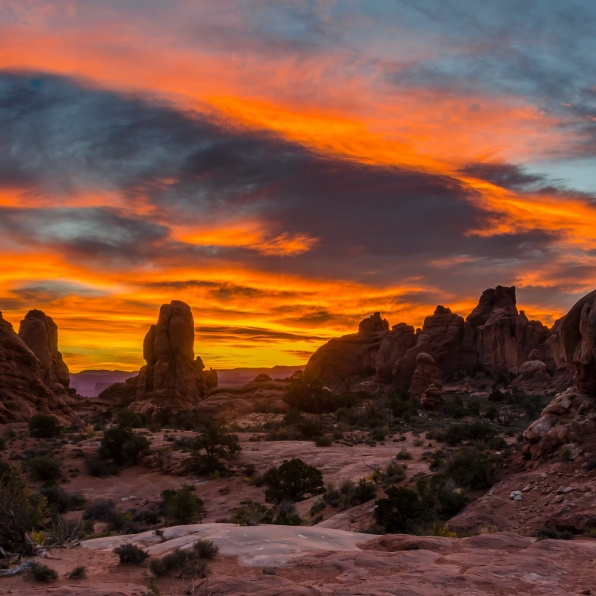 USA - Utah - Arches National Park-40