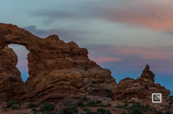 USA - Utah - Arches National Park-42