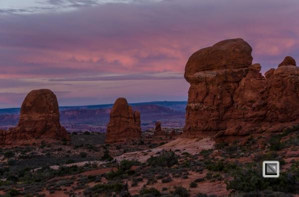 USA - Utah - Arches National Park-43