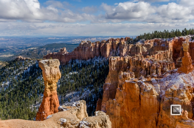 USA - Utah - Bryce Canyon-19