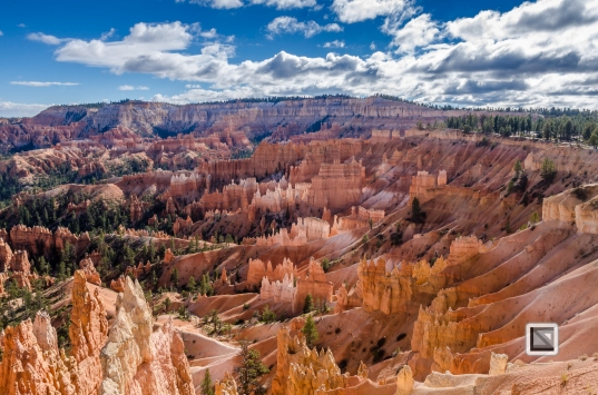 USA - Utah - Bryce Canyon-23