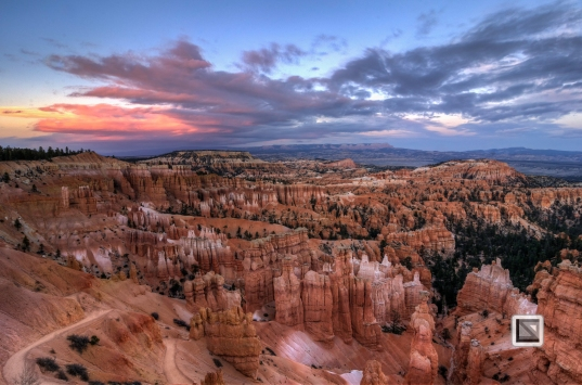 USA - Utah - Bryce Canyon-49