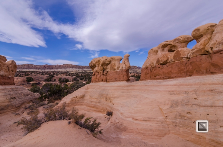 USA - Utah - Grand Staircase Escalante-16