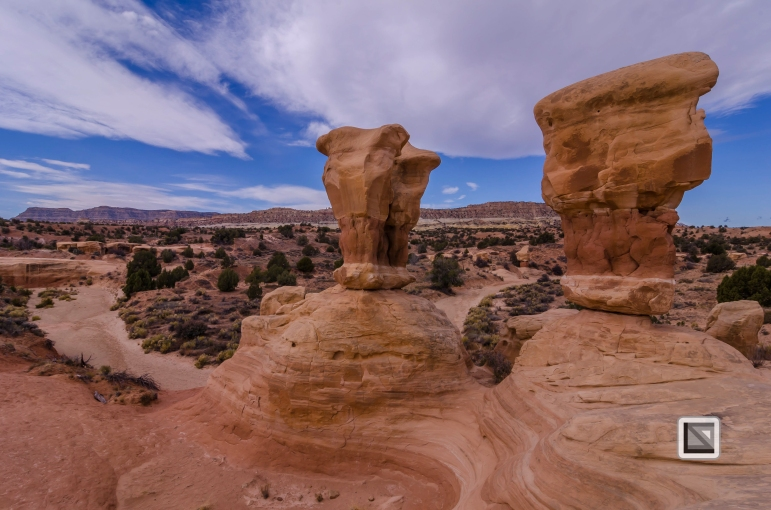 USA - Utah - Grand Staircase Escalante-19