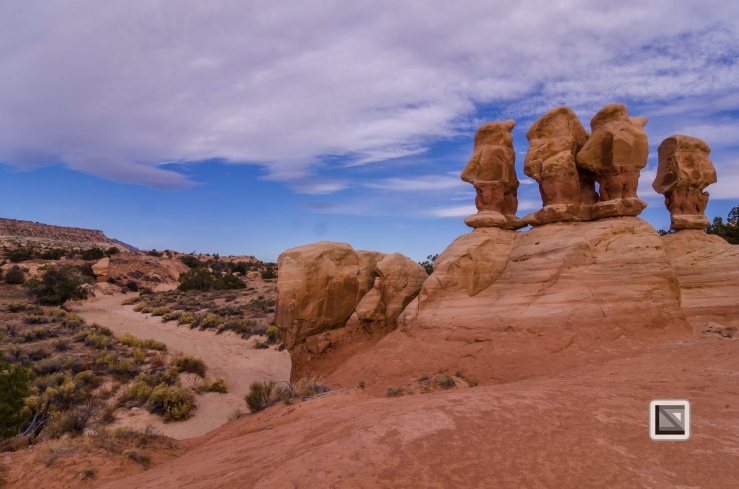 USA - Utah - Grand Staircase Escalante-20