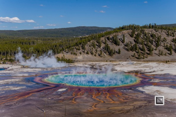 USA - Wyoming - Yellowstone National Park-100