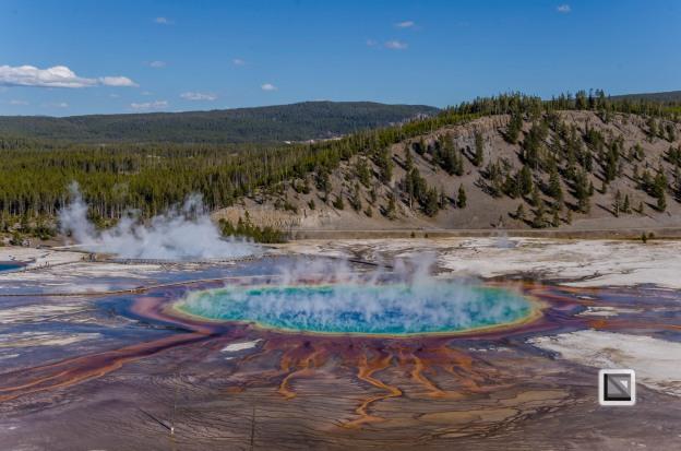 USA - Wyoming - Yellowstone National Park-100