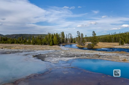 USA - Wyoming - Yellowstone National Park-108