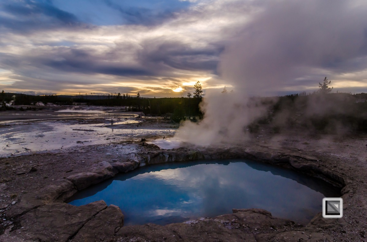 USA - Wyoming - Yellowstone National Park-118