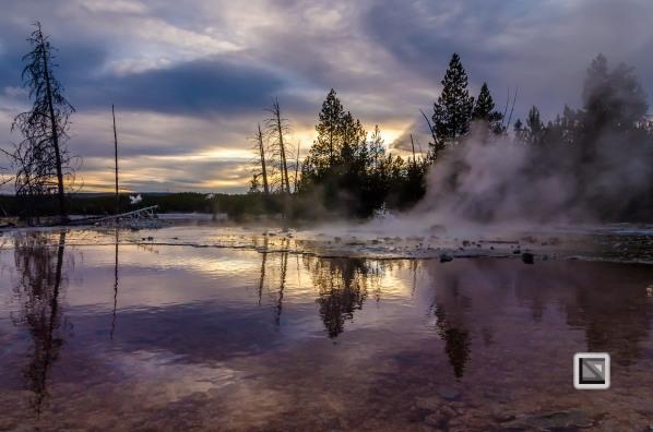 USA - Wyoming - Yellowstone National Park-122