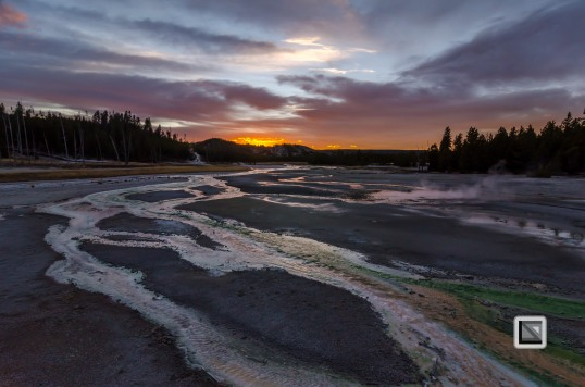 USA - Wyoming - Yellowstone National Park-127