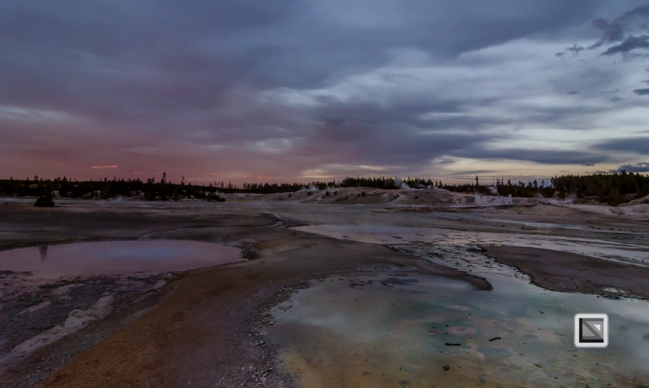USA - Wyoming - Yellowstone National Park-129