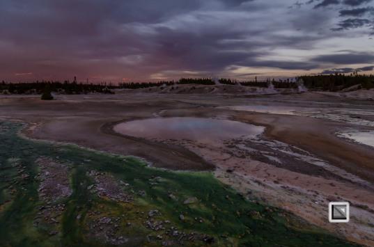 USA - Wyoming - Yellowstone National Park-130