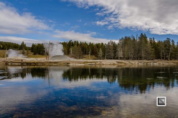 USA - Wyoming - Yellowstone National Park-3