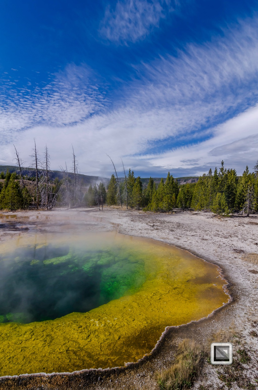 USA - Wyoming - Yellowstone National Park-58