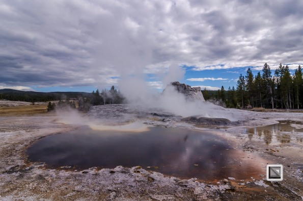 USA - Wyoming - Yellowstone National Park-66