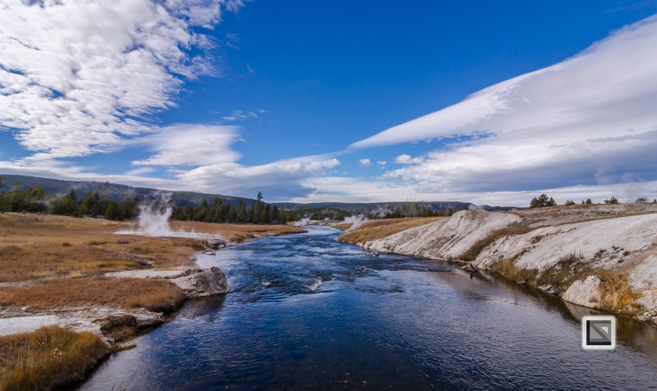USA - Wyoming - Yellowstone National Park-68