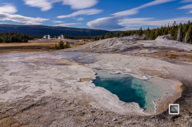 USA - Wyoming - Yellowstone National Park-70