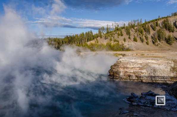 USA - Wyoming - Yellowstone National Park-77