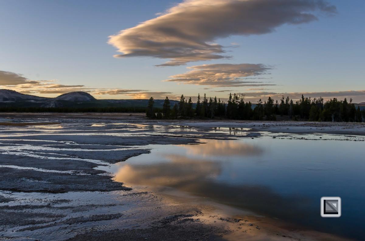 USA - Wyoming - Yellowstone National Park-91