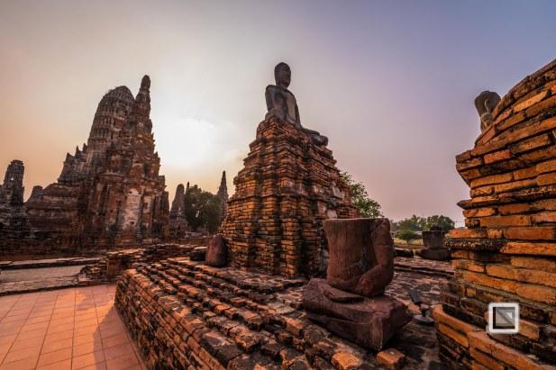 Ayutthaya - Wat Chai Watthanaram-10