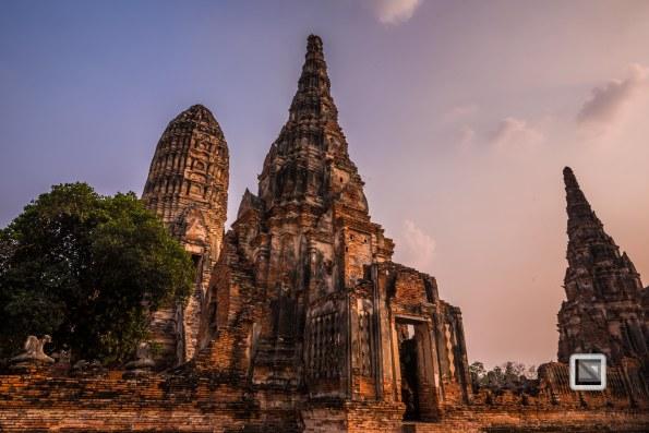 Ayutthaya - Wat Chai Watthanaram-11