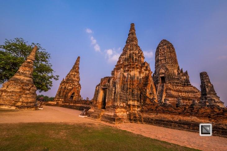 Ayutthaya - Wat Chai Watthanaram-12