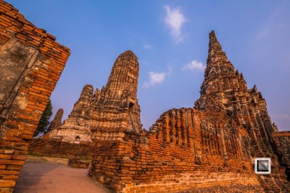 Ayutthaya - Wat Chai Watthanaram-14
