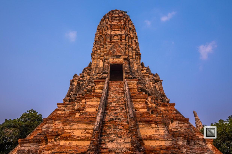 Ayutthaya - Wat Chai Watthanaram-17