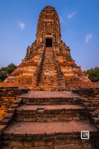 Ayutthaya - Wat Chai Watthanaram-18