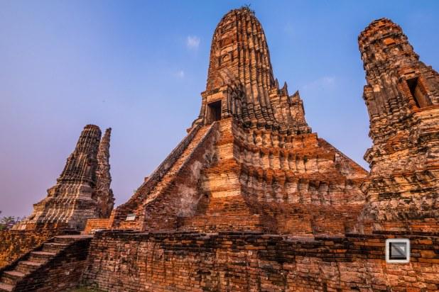 Ayutthaya - Wat Chai Watthanaram-19