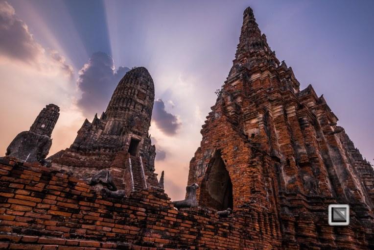 Ayutthaya - Wat Chai Watthanaram-2