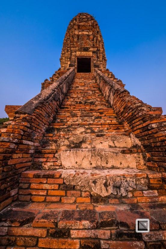 Ayutthaya - Wat Chai Watthanaram-20