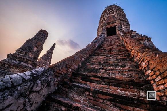 Ayutthaya - Wat Chai Watthanaram-23