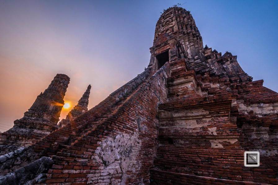 Ayutthaya - Wat Chai Watthanaram-24