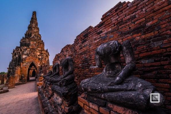 Ayutthaya - Wat Chai Watthanaram-25