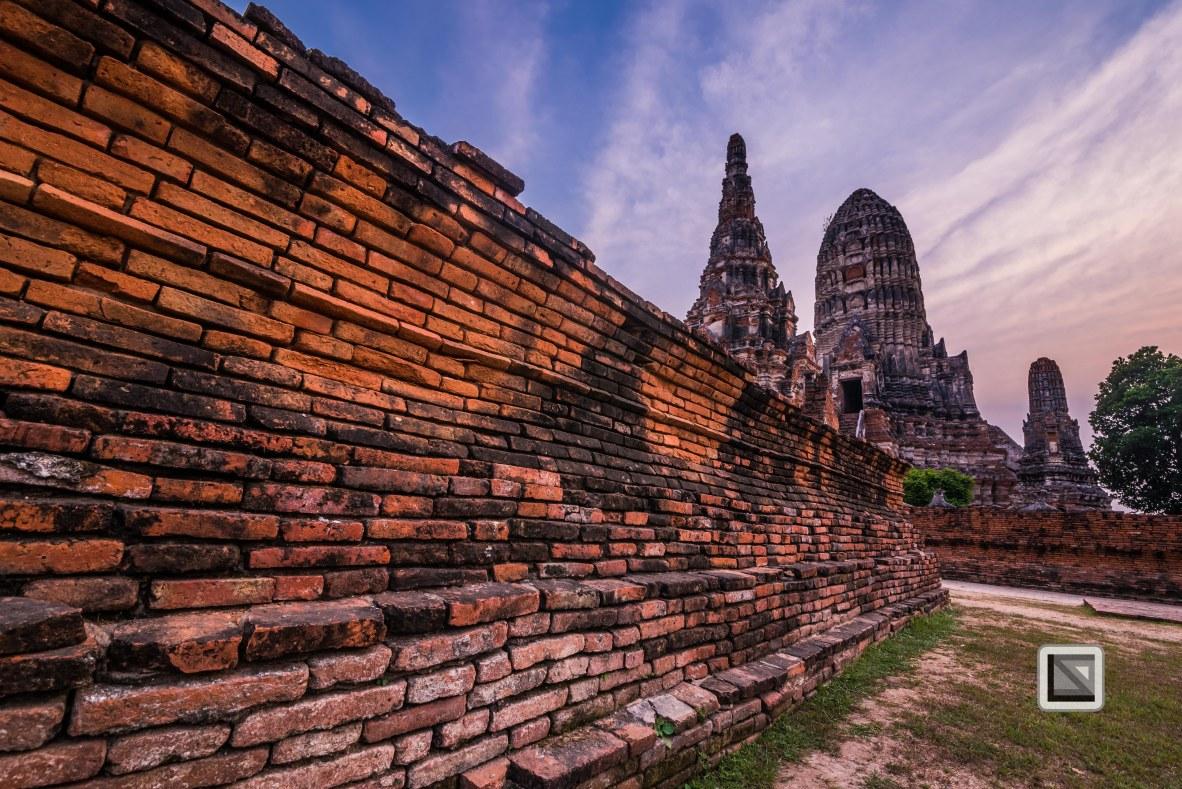 Ayutthaya - Wat Chai Watthanaram-27