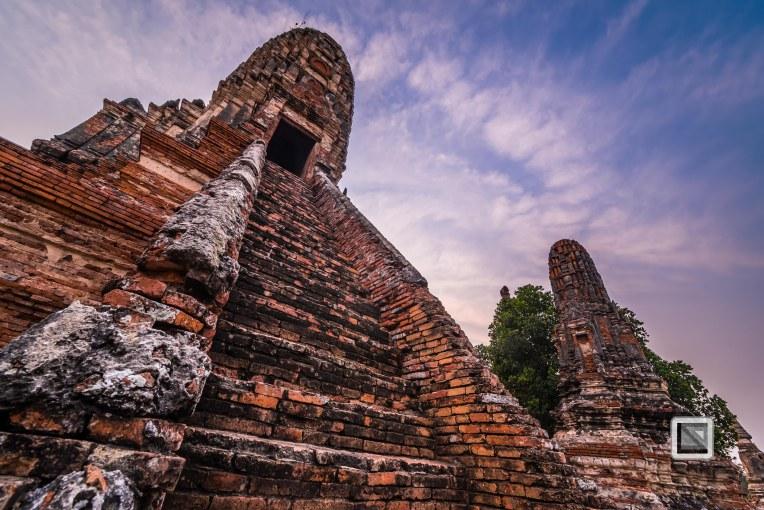 Ayutthaya - Wat Chai Watthanaram-29
