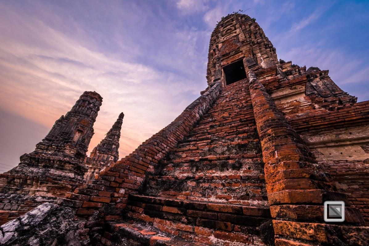 Ayutthaya - Wat Chai Watthanaram-30