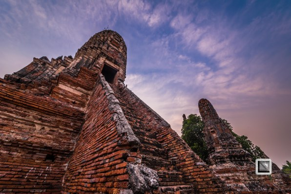 Ayutthaya - Wat Chai Watthanaram-31