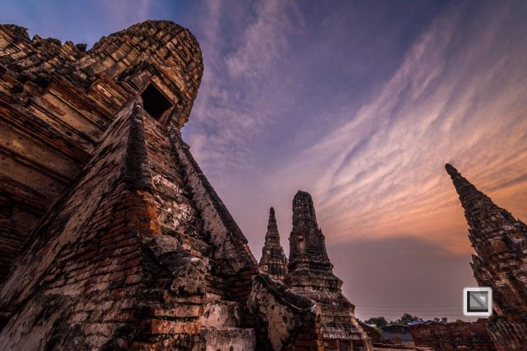 Ayutthaya - Wat Chai Watthanaram-32