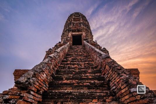 Ayutthaya - Wat Chai Watthanaram-34