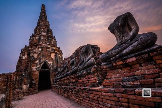 Ayutthaya - Wat Chai Watthanaram-36