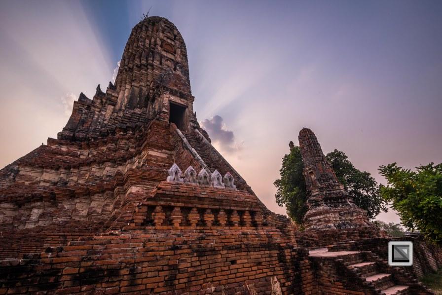 Ayutthaya - Wat Chai Watthanaram-4