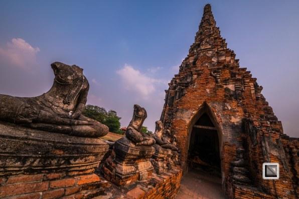 Ayutthaya - Wat Chai Watthanaram-5